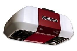 "alt=""LiftMaster 8550WLB Garage Door Opener Elite Series DC Battery Backup"""