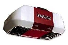 """alt=""""LiftMaster 8550WLB Garage Door Opener Elite Series DC Battery Backup"""""""