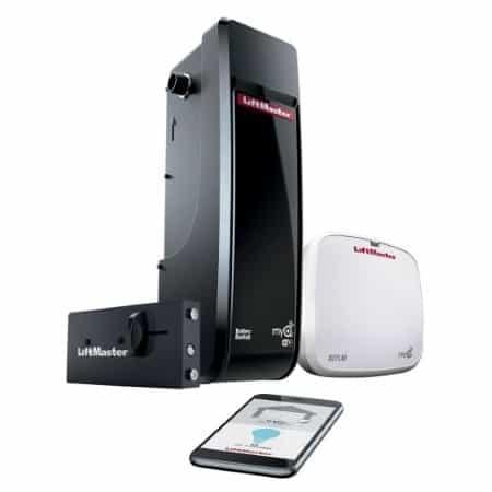 """alt=""""LiftMaster 8500 Elite Series® Wall Mount Garage Door Opener"""""""