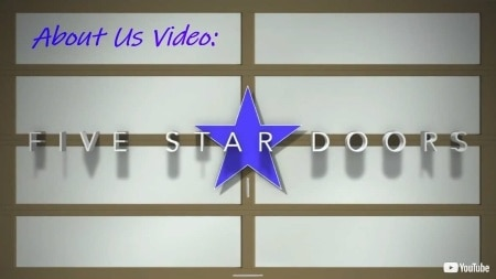 five star doors logo