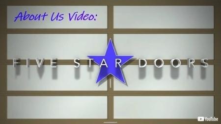 five star doors logo