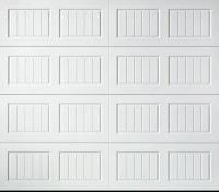 """alt="""" Amarr bead board design garage door"""""""
