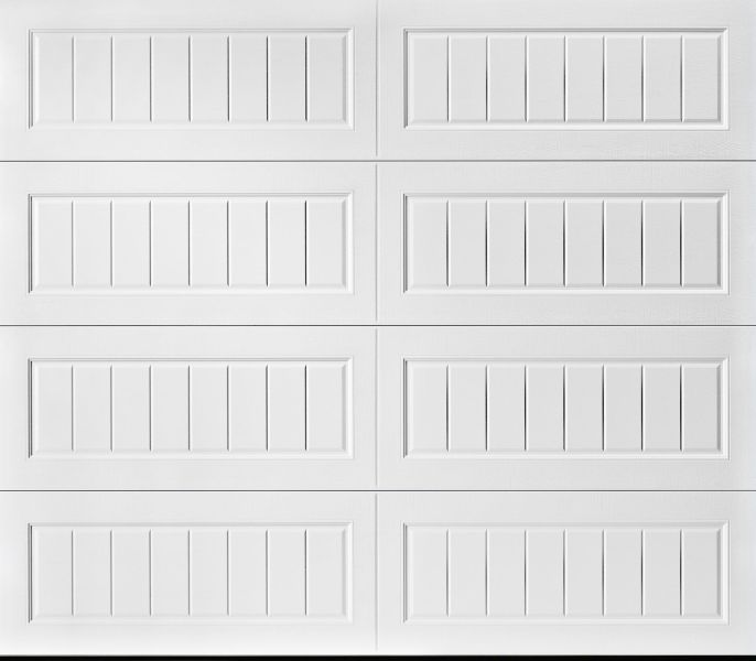 "alt=""long Bead Board sample for Amarr Hillcrest door"""