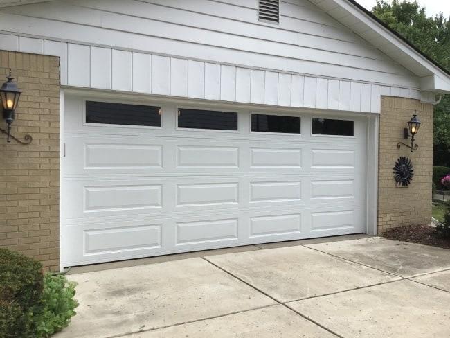 """alt="""" Milford, Michigan garage door panel replacement"""""""